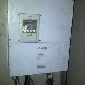 PRODUCT NO 16 - INVERTER SUMITOMO HF430