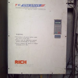 PRODUCT NO 18 - INVERTER ERIC DRIVE
