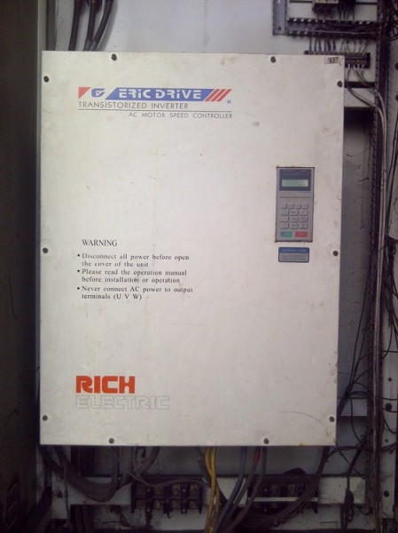 PRODUCT NO 18 – INVERTER ERIC DRIVE