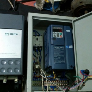 PRODUCT NO 2 - INVERTER EUROTHERM DRIVE 590 SERIES