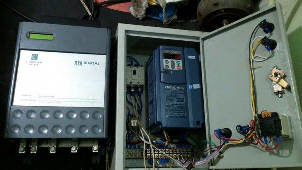 PRODUCT NO 2 – INVERTER EUROTHERM DRIVE 590 SERIES