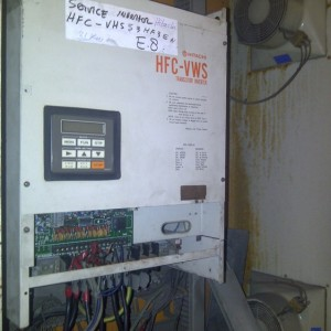 PRODUCT NO 21 - INVERTER HITACHI HFC - VWS