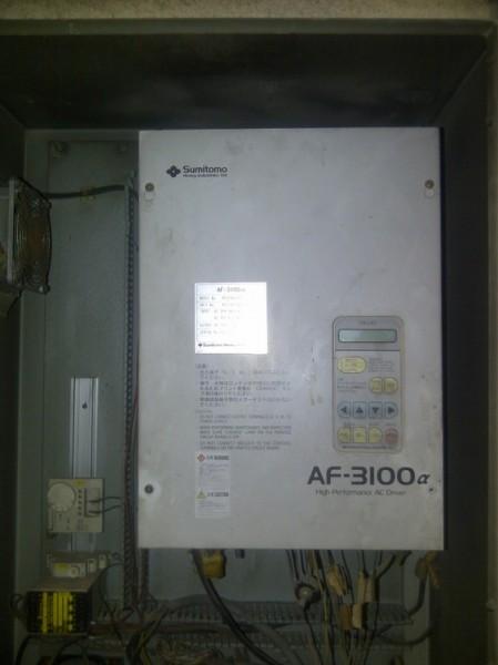 PRODUCT NO 23 – INVERTER SUMITOMO AF3100
