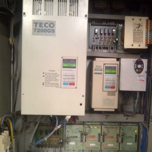PRODUCT NO 26 - INVERTER TECO SPEECON 7200 GS