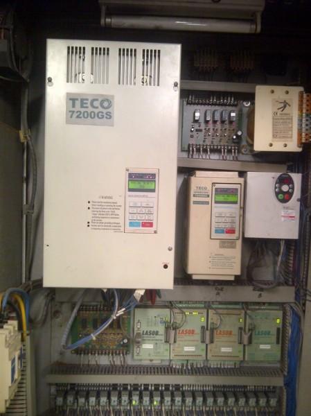 PRODUCT NO 26 – INVERTER TECO SPEECON 7200 GS