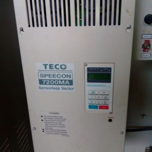 PRODUCT NO 29 - INVERTER TECO SPEECON 7200 MA