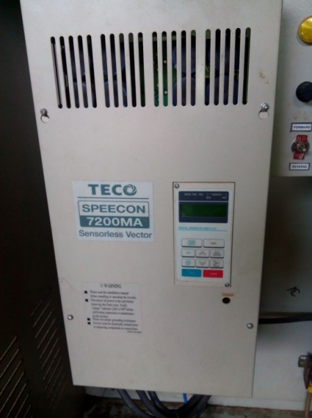 PRODUCT NO 29 – INVERTER TECO SPEECON 7200 MA
