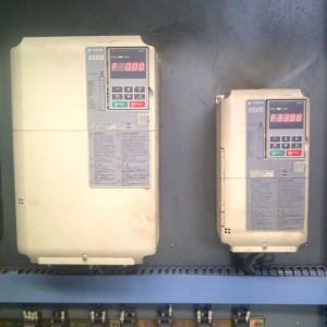 PRODUCT NO 8 - INVERTER YASKAWA  A1000 SERIES