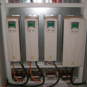 PRODUCT NO 9 - INVERTER ABB ACS 550